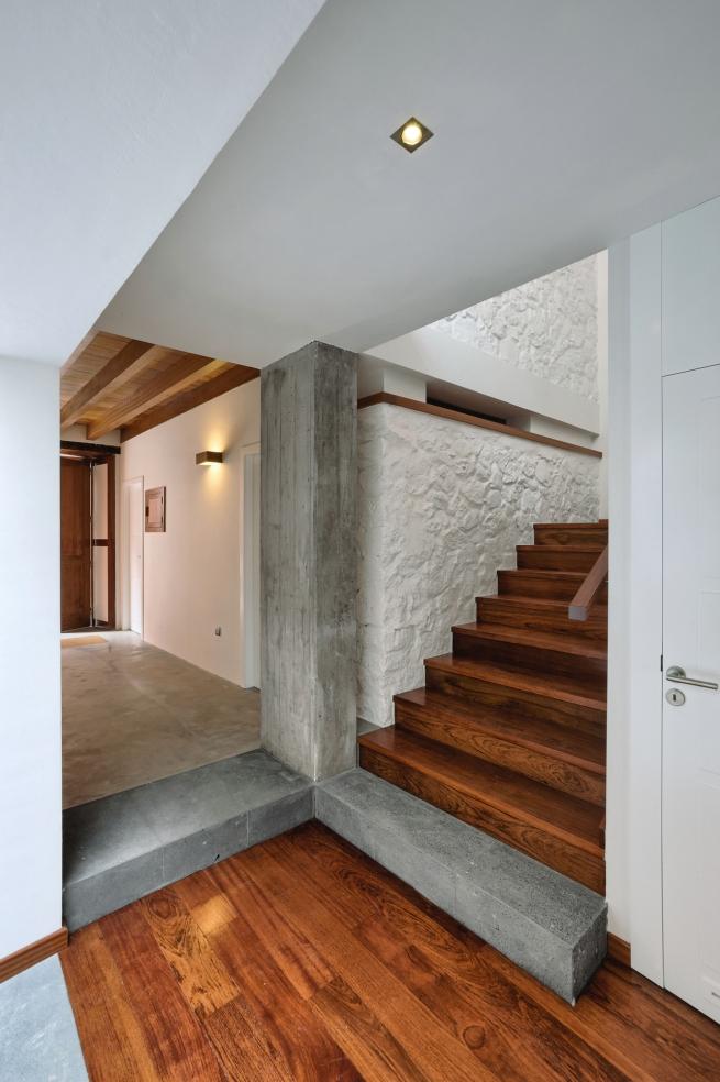 concrete threshold